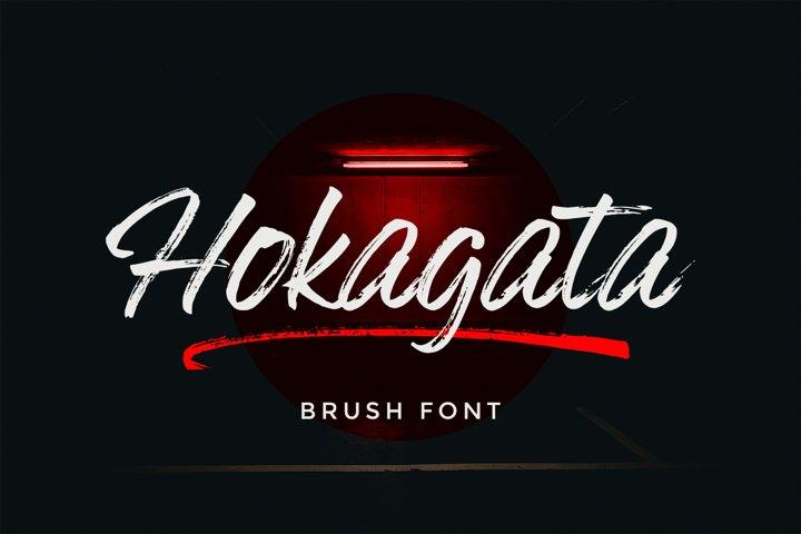 Hokagata Brush