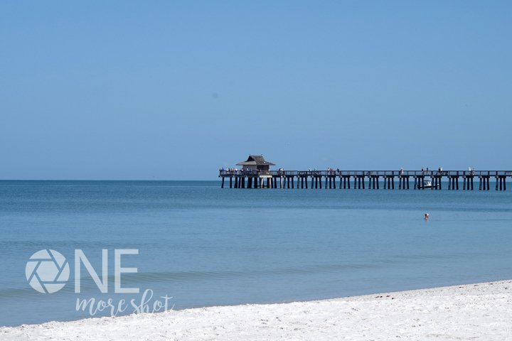 Naples Beach Florida Pier