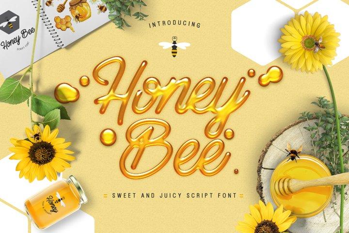 Honey Bee example