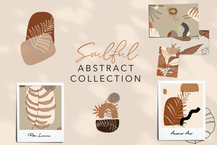 Soulful Abstract Collection