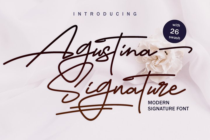 Agustina Signature
