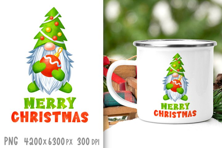 Sublimation designs Christmas gnome sublimation Gnome png