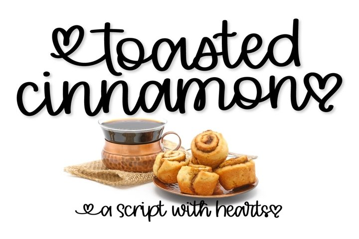 Toasted Cinnamon