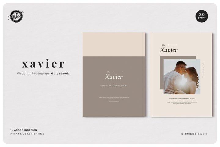 XAVIER Wedding Photography Guide