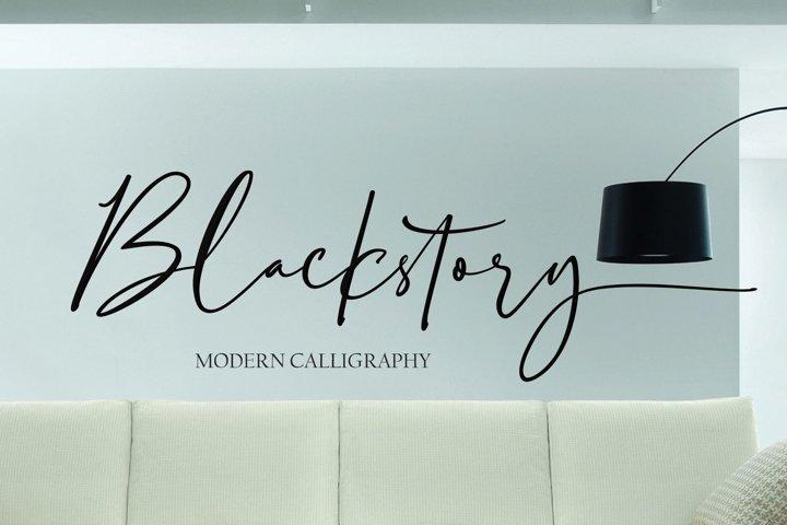 Blackstory