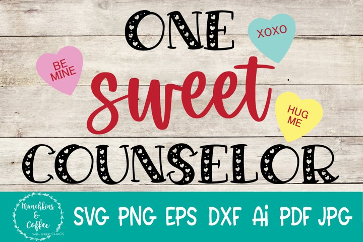 One Sweet Counselor