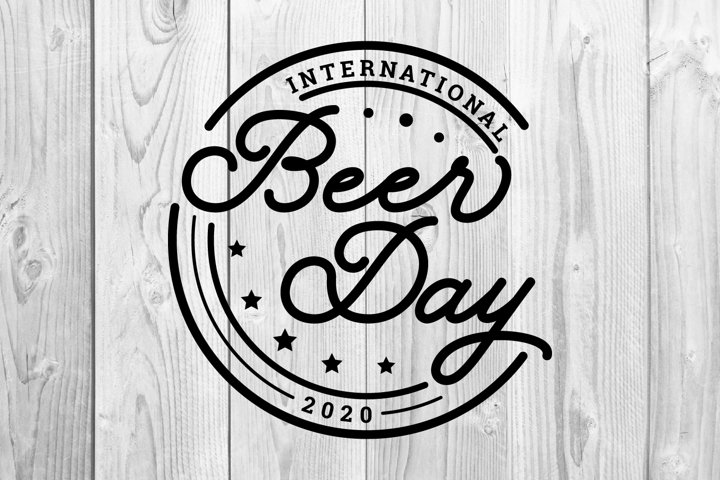 International Beer Day 2020