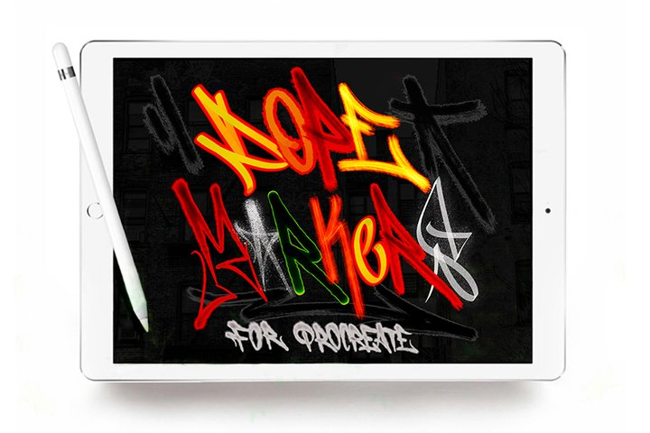 DOPE MARKERS FOR PROCREATE