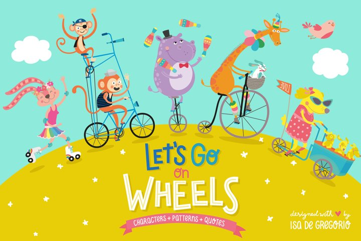 Lets go on wheels