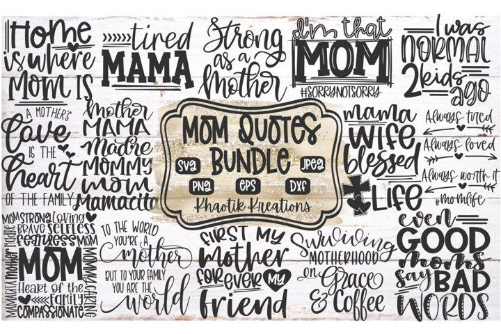 Mom Svg Bundle, Funny Mom Svg Bundle, Mom Svg, Mom Life Svg
