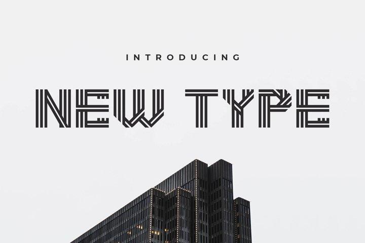 New Type example