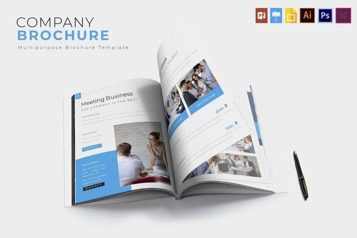 Company | Brochure Template