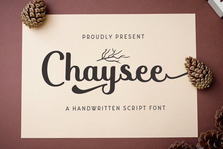 Chaysee