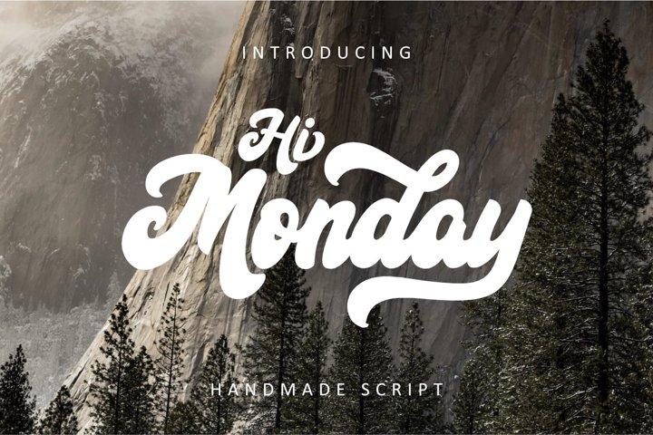 Hi Monday Script