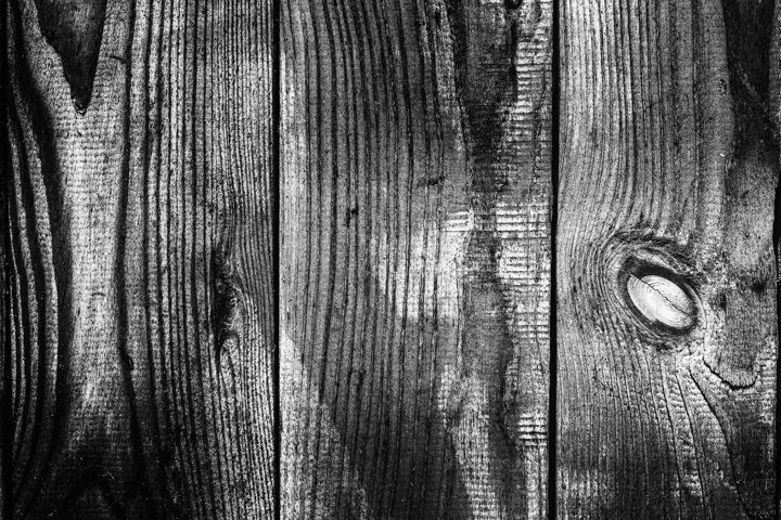 old bnw textured wood