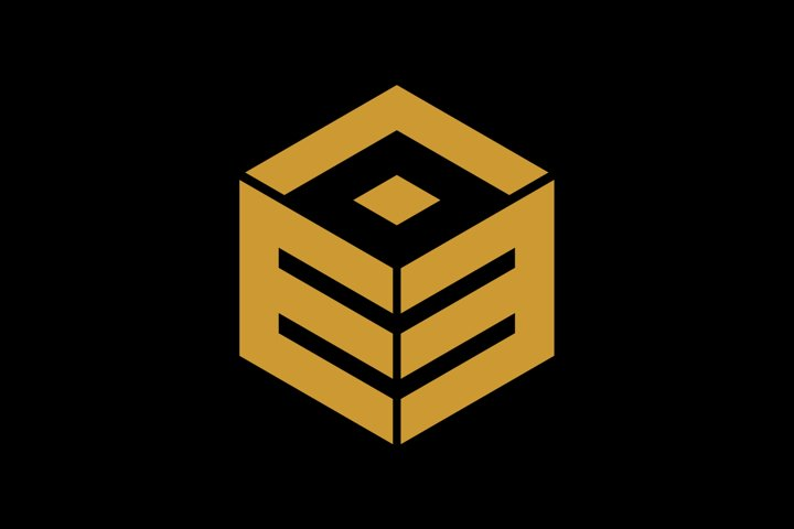 initial me/em/aee/eea monogram logo template