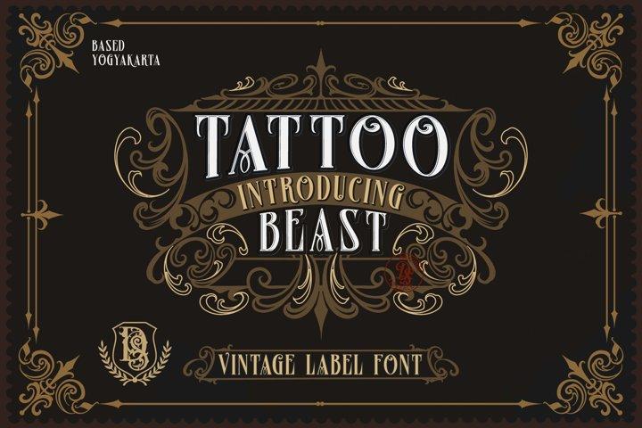 Tatto beast