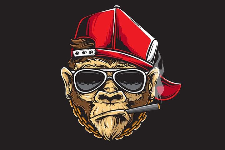 Cooling Ape