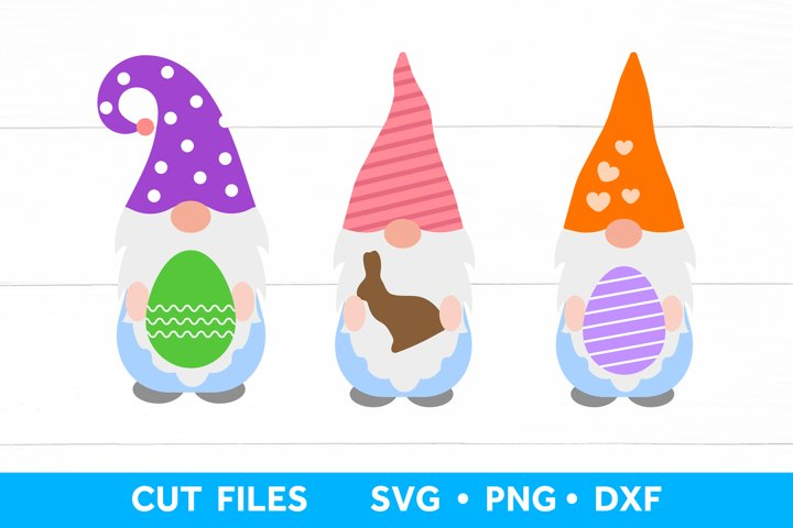Easter Gnomes SVG files, Gnomes Files