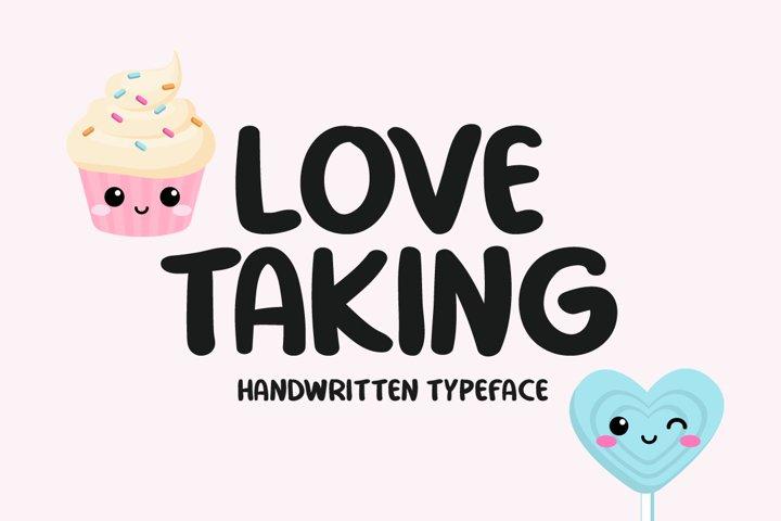 Love Taking