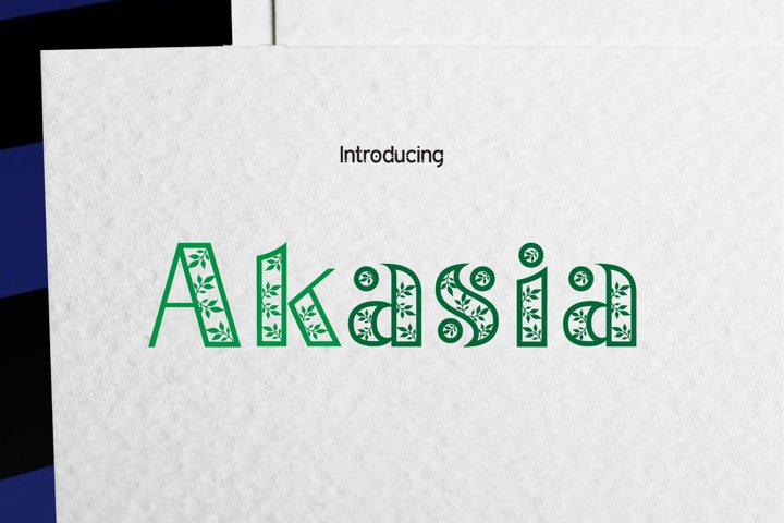 Akasia