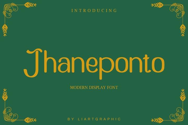Jhaneponto