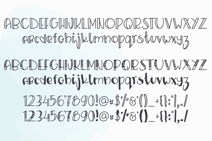 Sunday Miracles Font Duo - Free Font Of The Week Design0