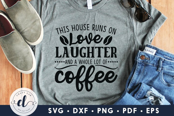 Coffee SVG, Coffee Design, Coffee Quotes SVG Cut File