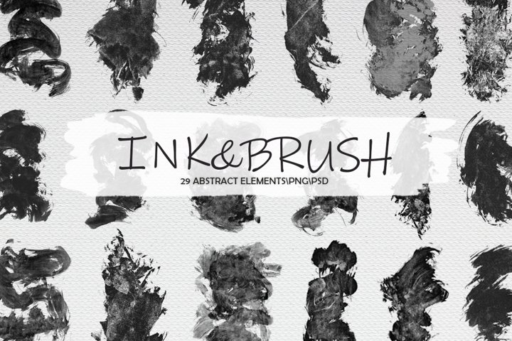 INK BRUSH. Abstract.