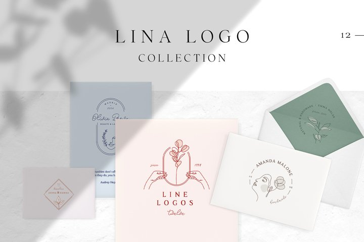 Lina Logo Collection