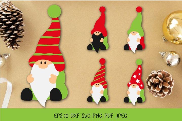 Gnomes Christmas. Gnome SVG. Gnome PNG. Gnome bundle