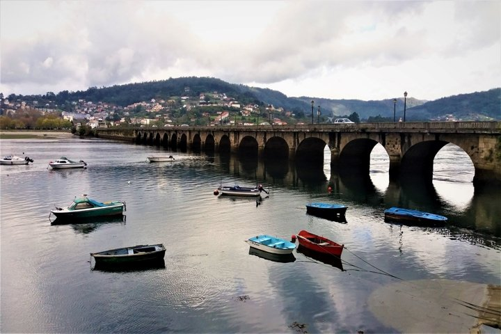 A selection of travel photos from around La Coruna, Spain