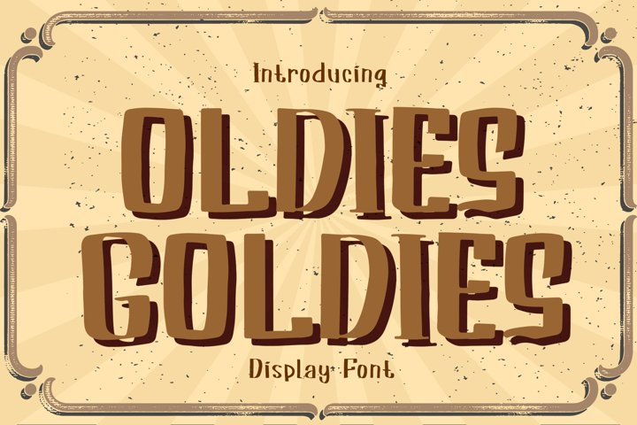 Oldies Goldies