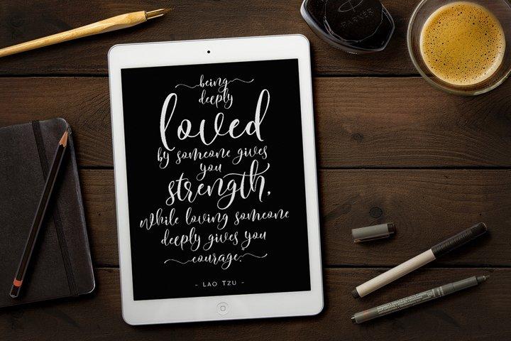 Flitte Script - Free Font of The Week Design0