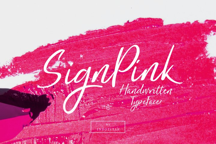 SignPink