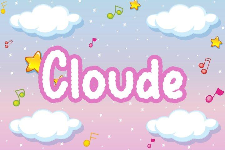 Cloud Display