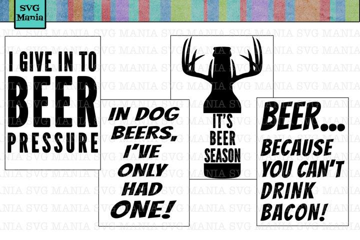 Beer SVG File Bundle Beer Mug SVG Files Beer Mug Labels for Beer Shirt Iron Ons SVG Files for Cricut SVG Cut Files