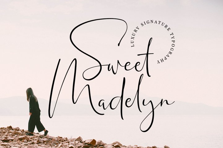 Sweet Madelyn Luxury Signature