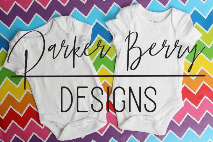 White Baby Twin Bodysuits Mock up. Rainbow Baby, Designs