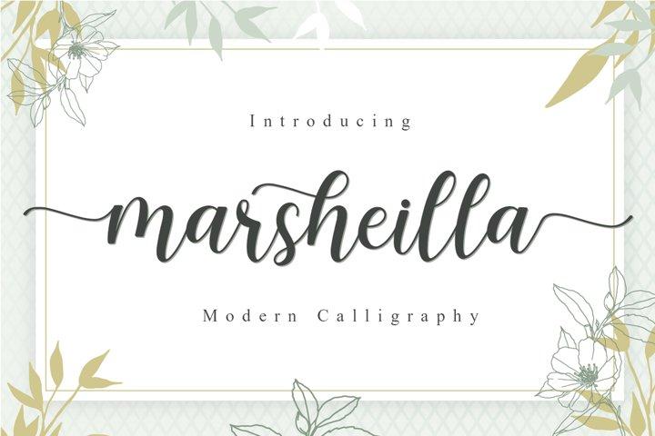 Marsheilla