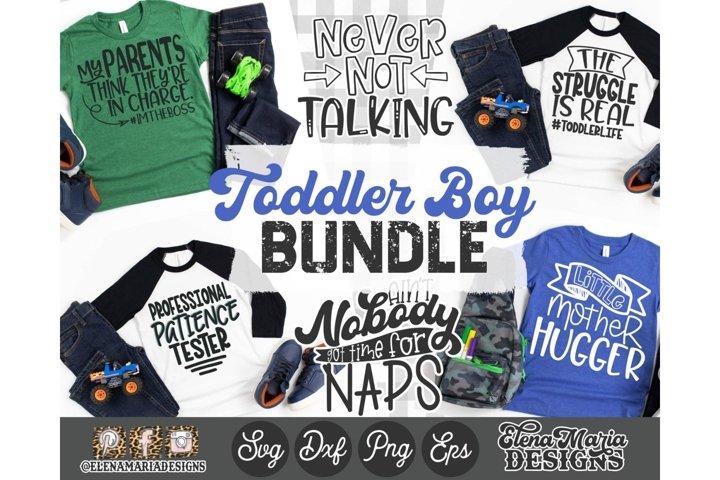 Toddler Svg Bundle | Kid Shirt Designs | Boy Humor