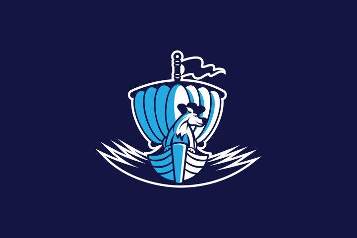 Pirate Dog Logo