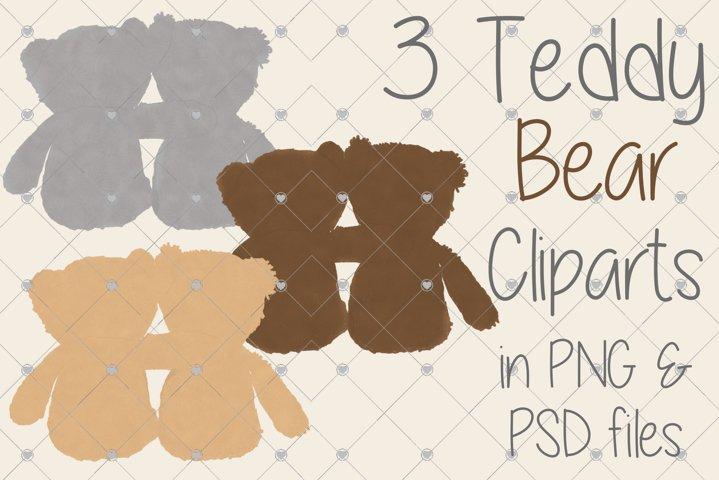 Teddy Bear, Teddy, Bear, PNG, Nursery, Couple, Cute,