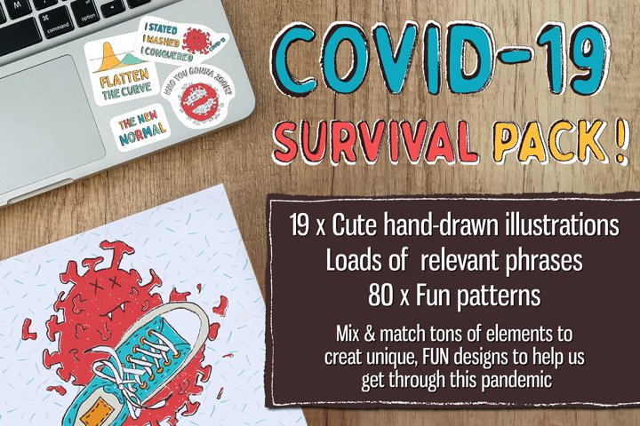 Covid-19 Survival Pack