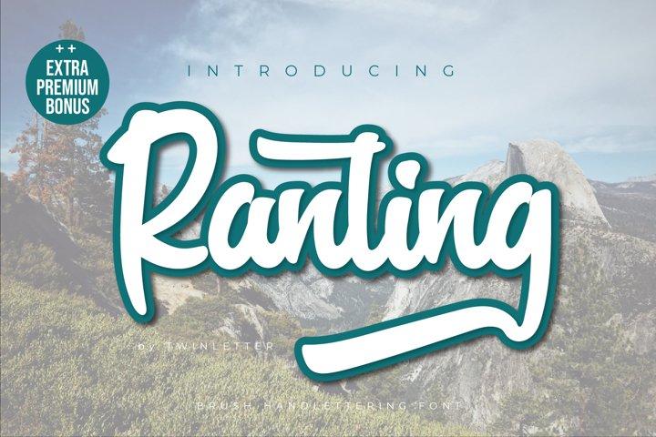 Ranting