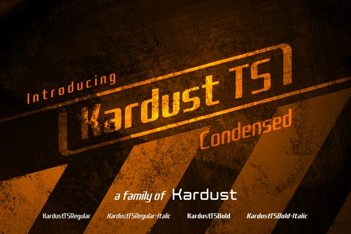 Kardust TS Condensed