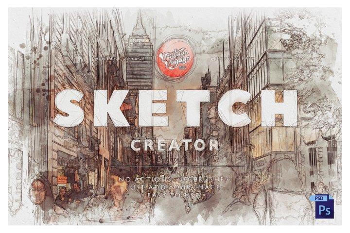 Sketch Creator