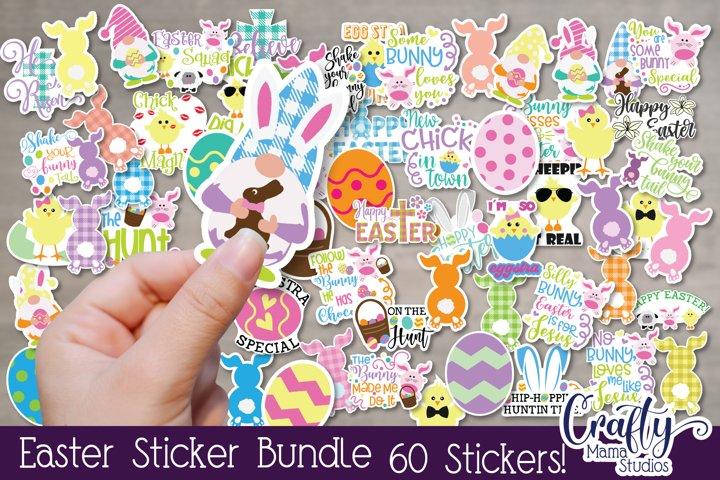 Easter Stickers, Easter Sticker Bundle, Easter Sticker Pack