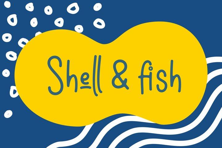 Shell & fish