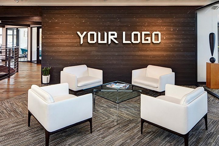 Office Branding Logo Mockups vol 01